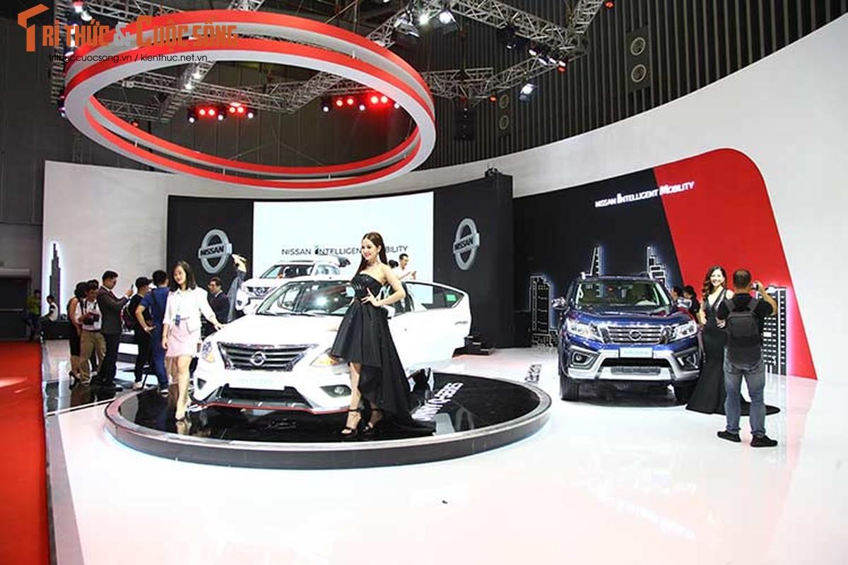 "Nissan ""show hang"" loat xe oto moi tai VMS 2018-Hinh-10"