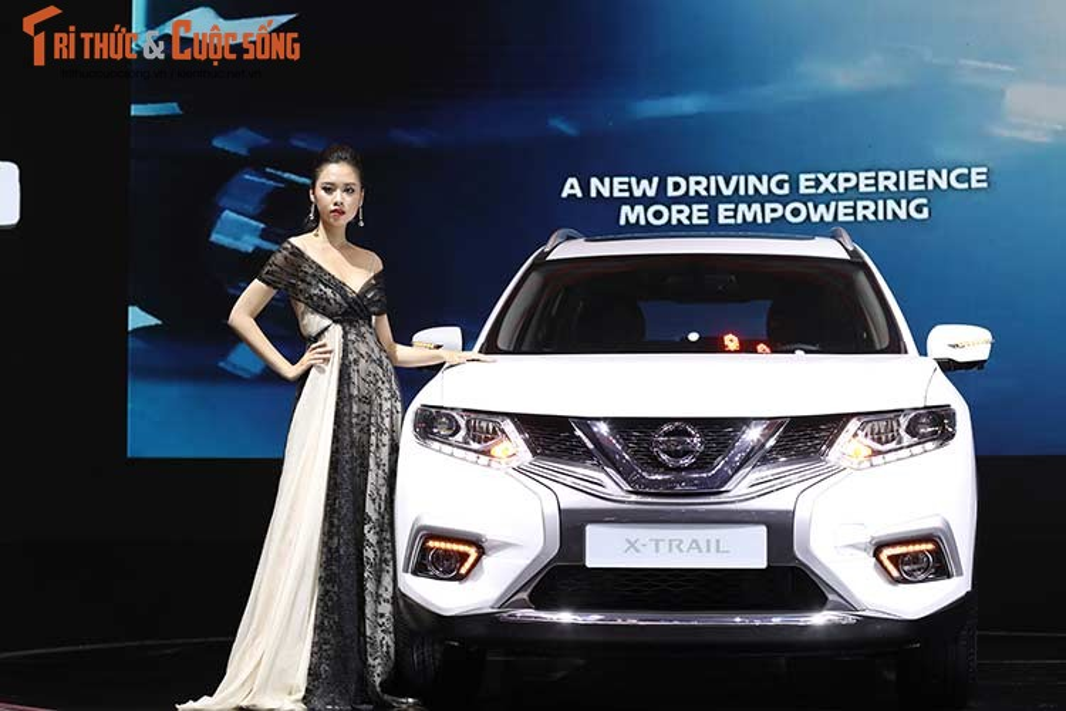 "Nissan ""show hang"" loat xe oto moi tai VMS 2018-Hinh-2"