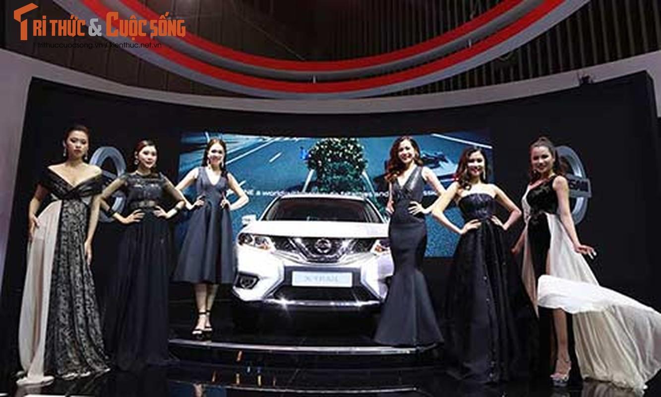 "Nissan ""show hang"" loat xe oto moi tai VMS 2018-Hinh-3"