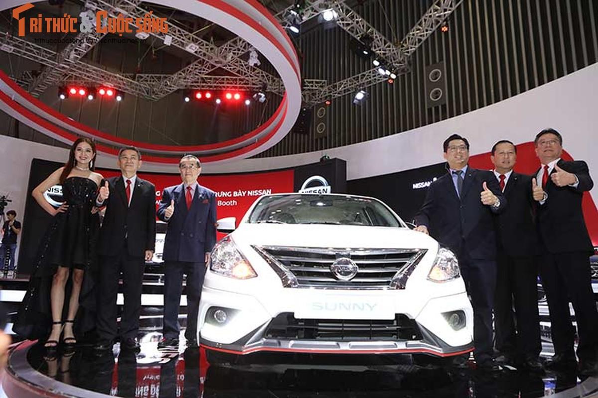 "Nissan ""show hang"" loat xe oto moi tai VMS 2018-Hinh-4"
