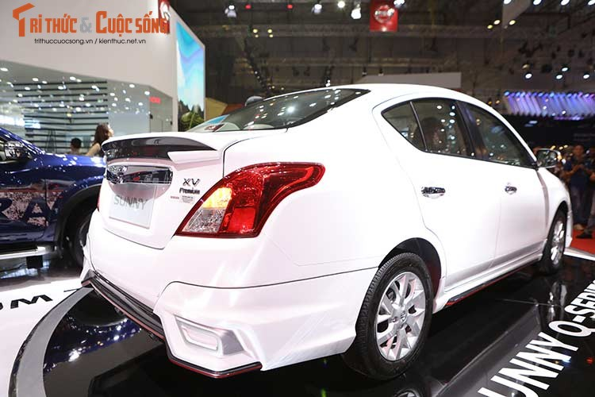 "Nissan ""show hang"" loat xe oto moi tai VMS 2018-Hinh-5"
