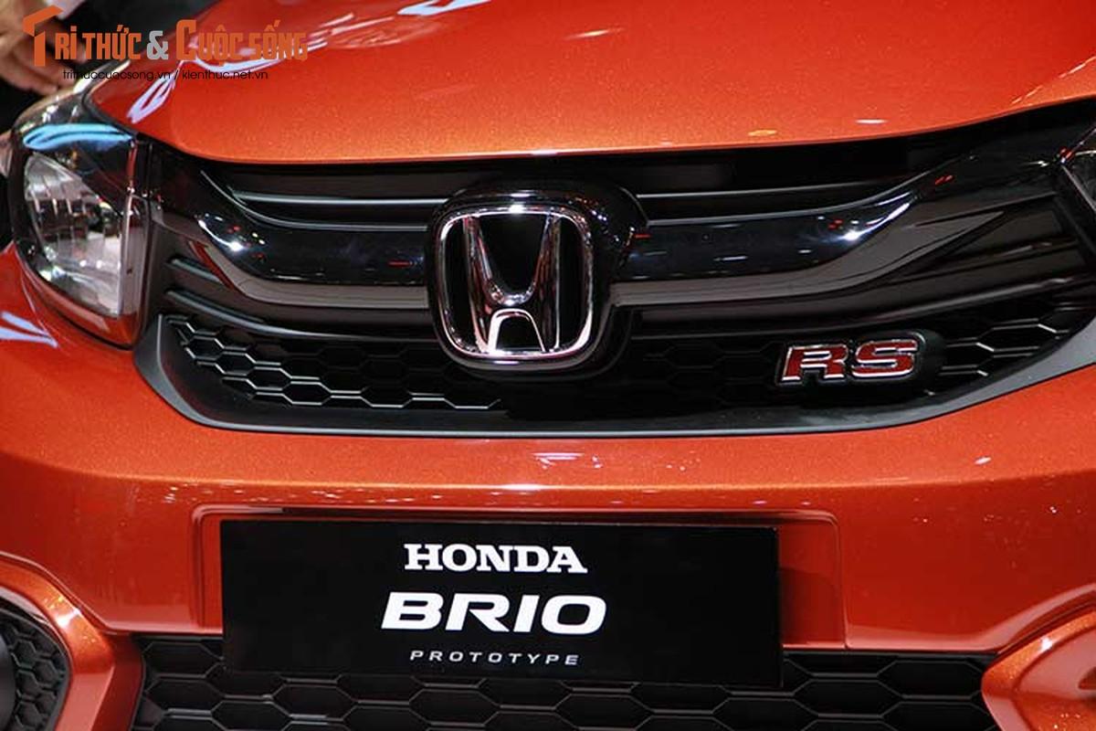 Can canh xe oto sieu re Honda Brio 2018 tai Viet Nam-Hinh-3