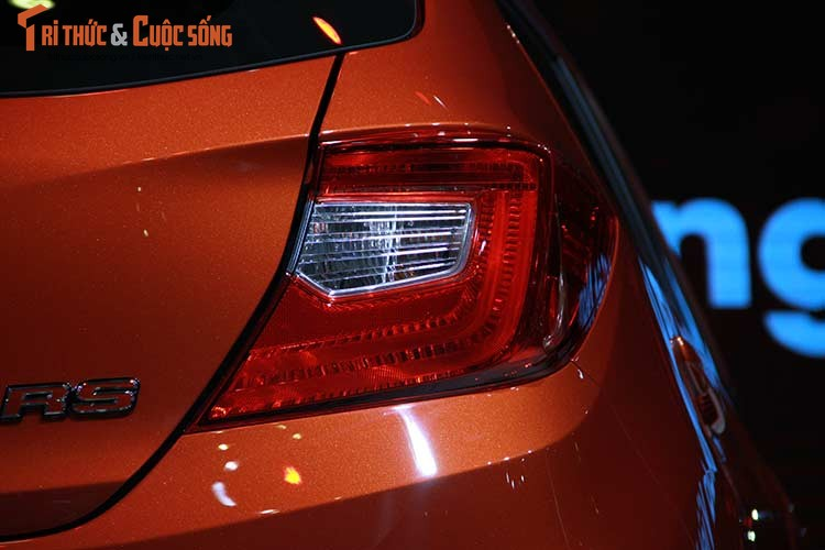 Can canh xe oto sieu re Honda Brio 2018 tai Viet Nam-Hinh-6