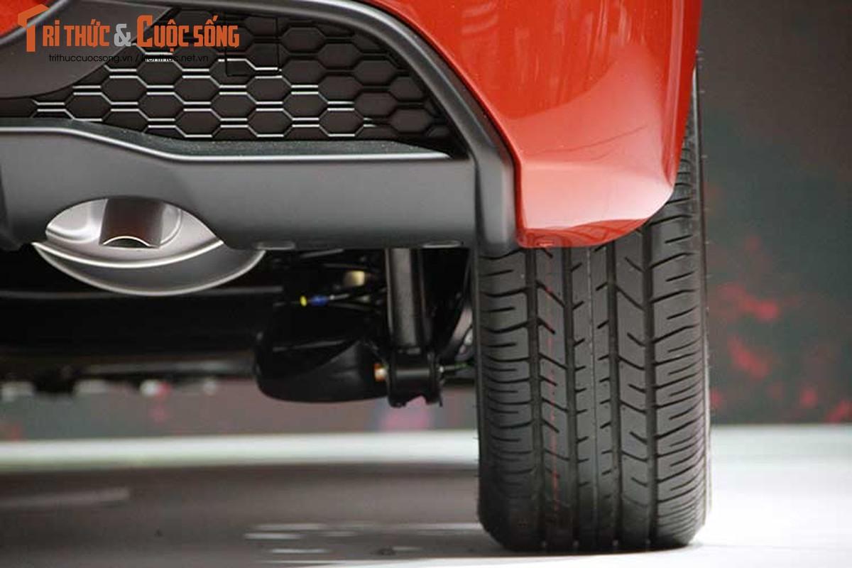 Can canh xe oto sieu re Honda Brio 2018 tai Viet Nam-Hinh-8