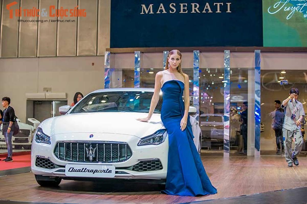 Ha Ho do dang cung dan nguoi dep va xe sang Maserati-Hinh-10