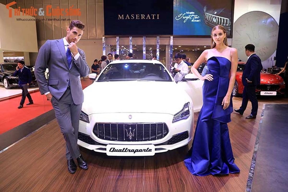 Ha Ho do dang cung dan nguoi dep va xe sang Maserati-Hinh-11