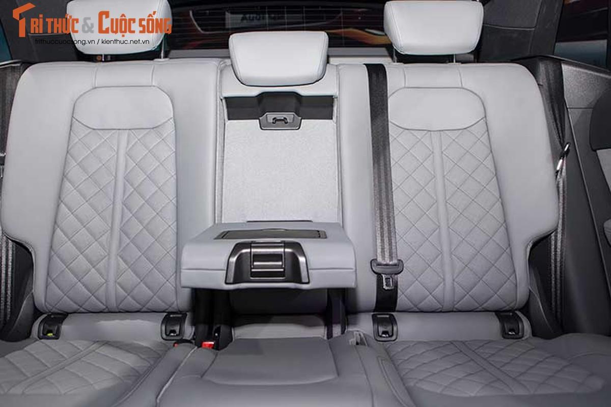 Chi tiet xe sang Audi Q8 gia 4,5 ty dong tai Viet Nam-Hinh-10