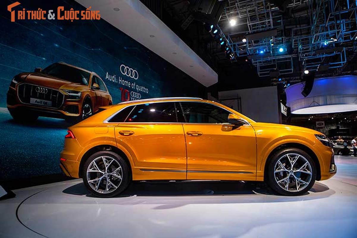 Chi tiet xe sang Audi Q8 gia 4,5 ty dong tai Viet Nam-Hinh-2