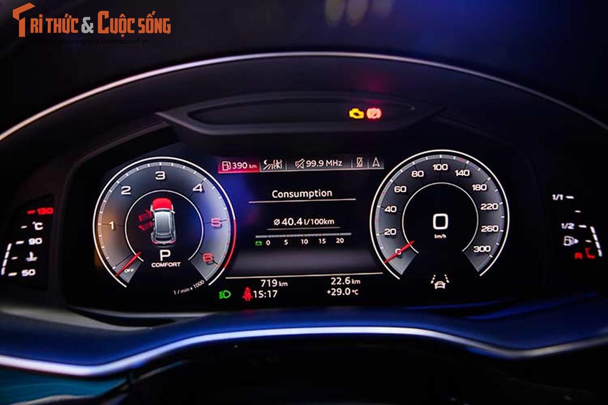 Chi tiet xe sang Audi Q8 gia 4,5 ty dong tai Viet Nam-Hinh-9