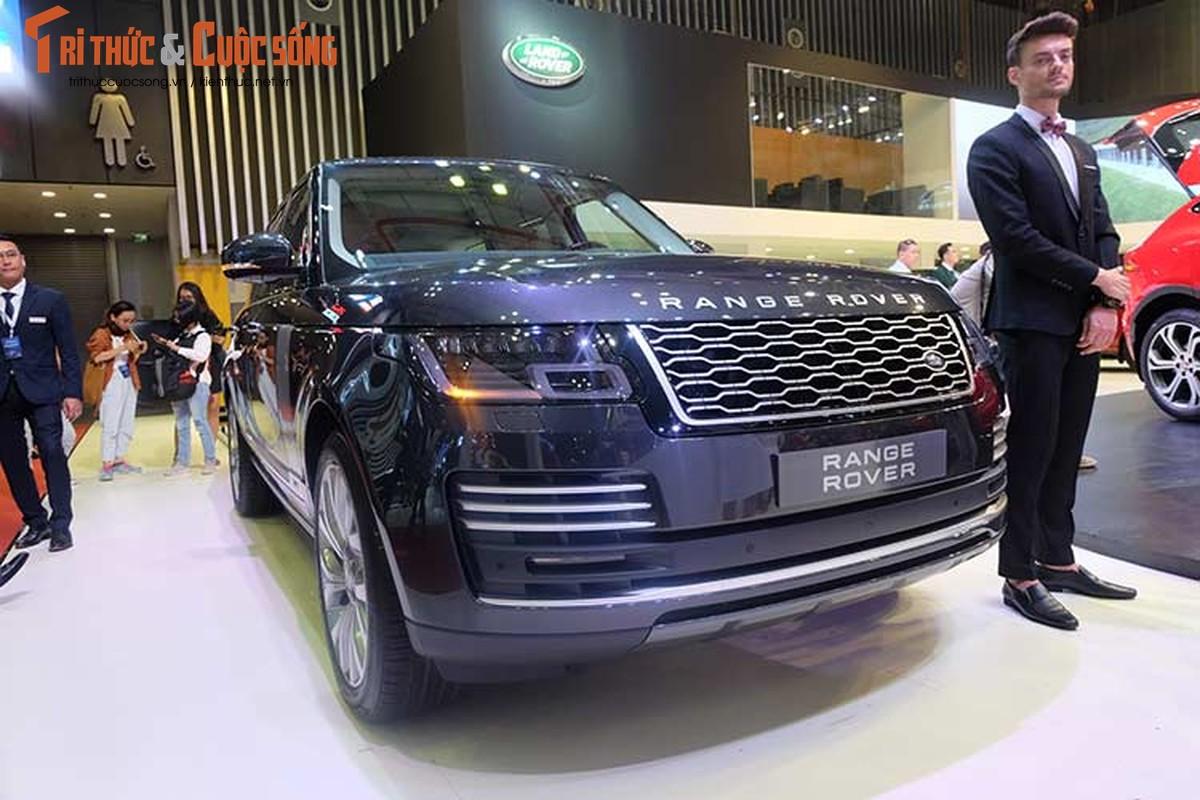 Can canh xe Range Rover moi hon 10 ty tai VMS 2018