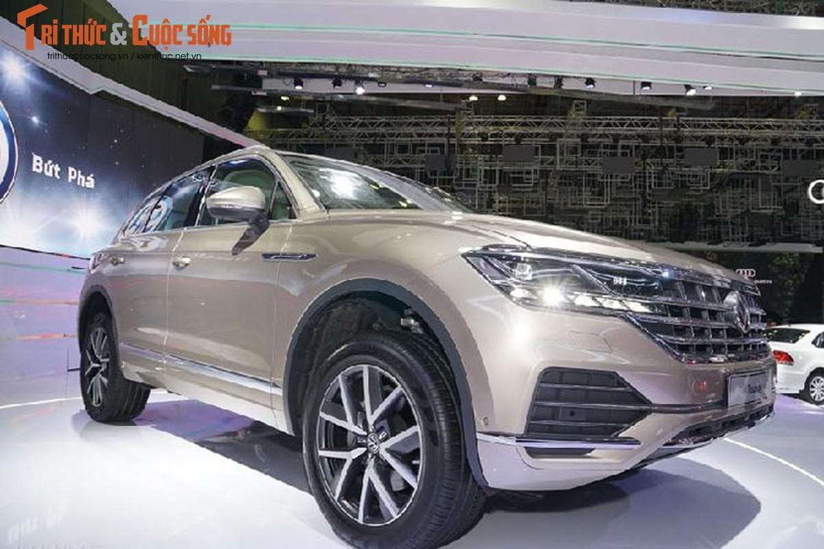 Can canh Volkswagen Touareg moi gia hon 3 ty tai Viet Nam?-Hinh-12