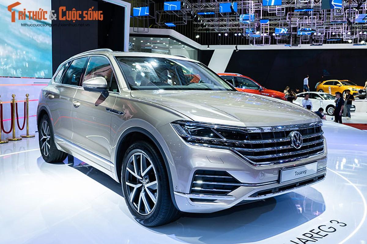 Can canh Volkswagen Touareg moi gia hon 3 ty tai Viet Nam?-Hinh-2