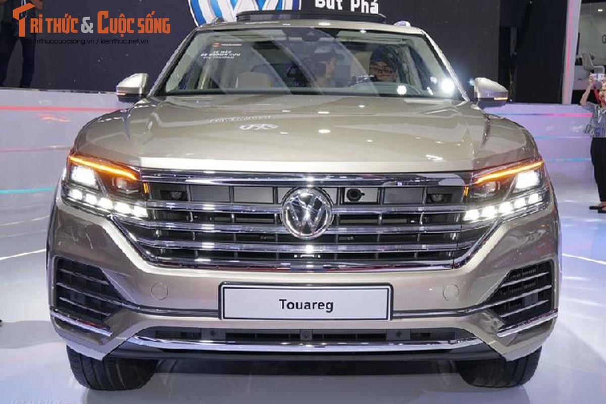 Can canh Volkswagen Touareg moi gia hon 3 ty tai Viet Nam?-Hinh-3