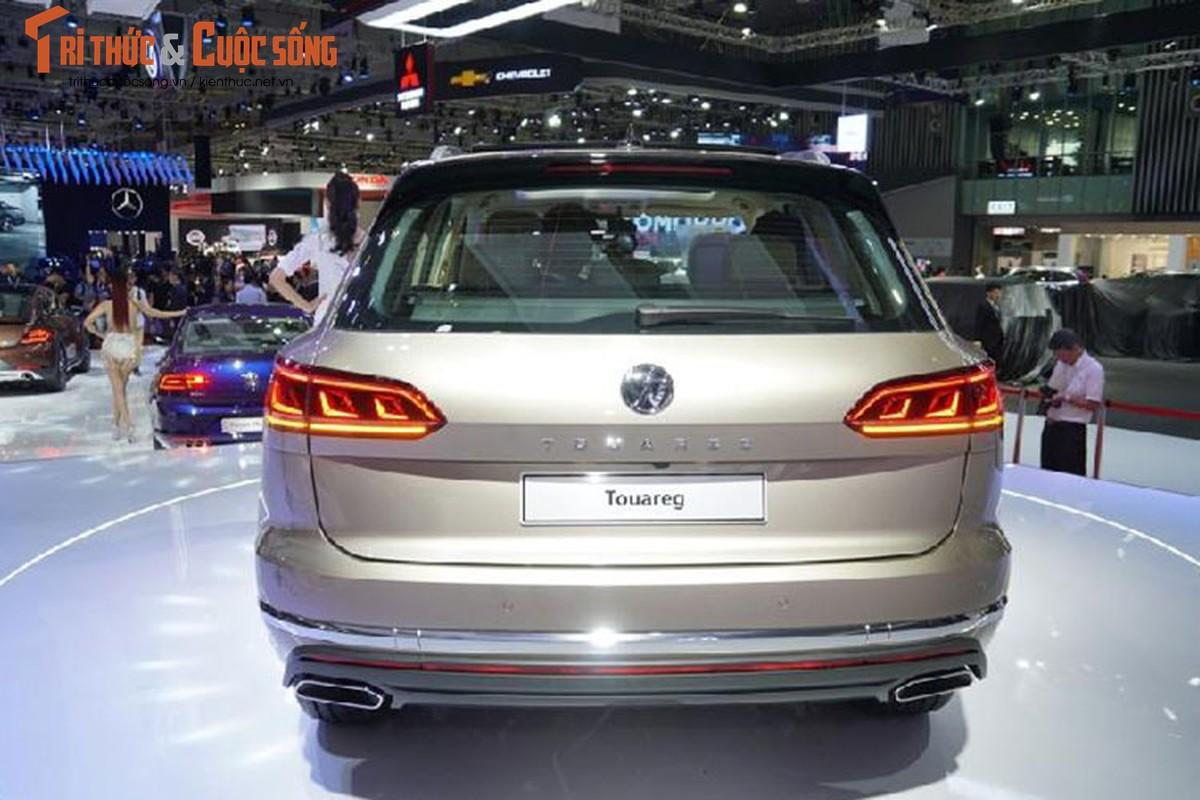 Can canh Volkswagen Touareg moi gia hon 3 ty tai Viet Nam?-Hinh-5