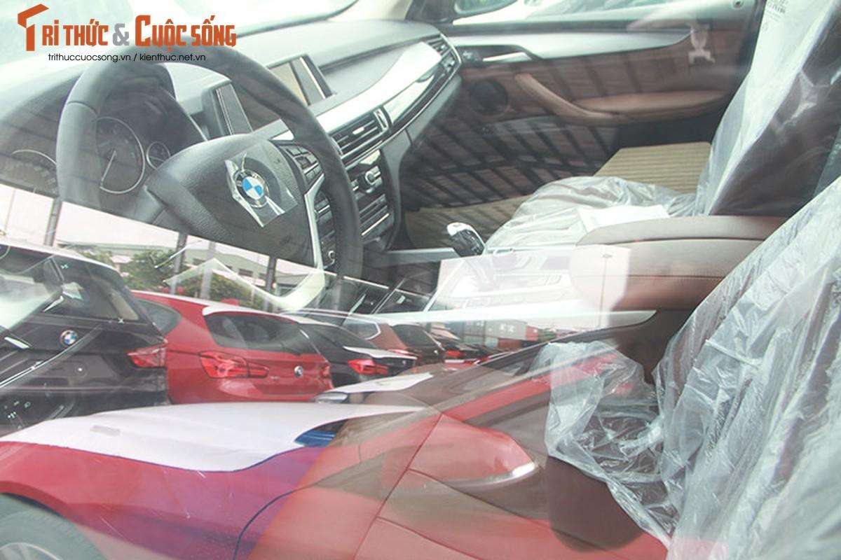 Can canh dan xe BMW nhap lau nam moc meo o cang Sai Gon-Hinh-11