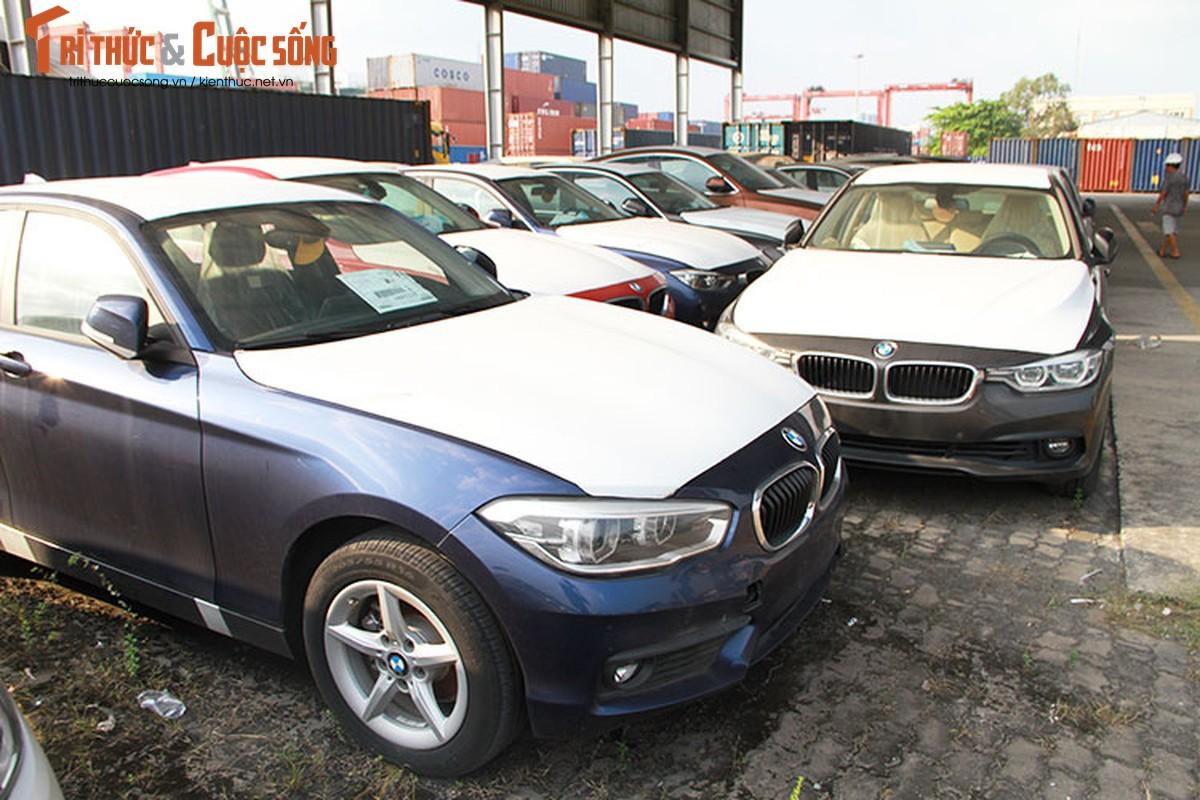 Can canh dan xe BMW nhap lau nam moc meo o cang Sai Gon-Hinh-14