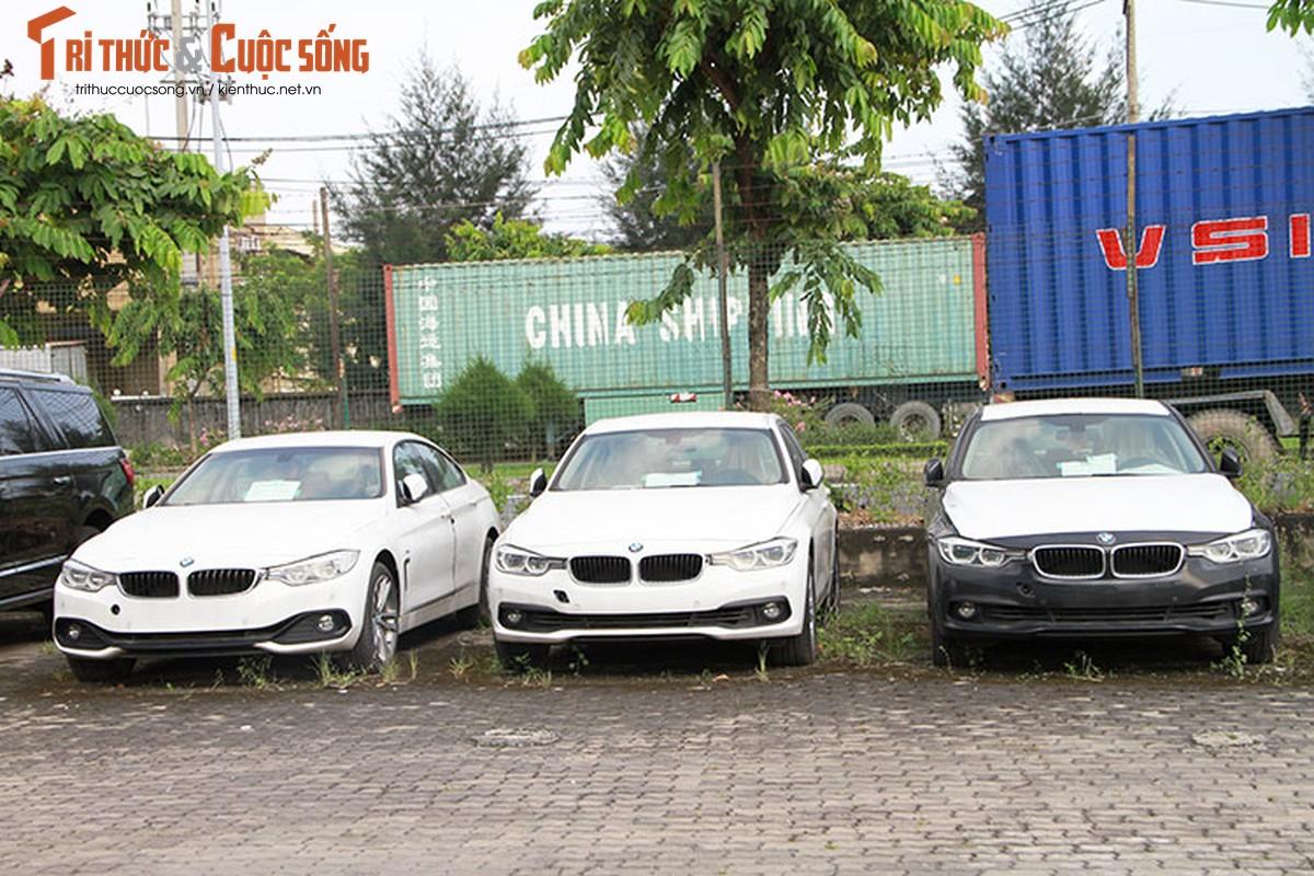 Can canh dan xe BMW nhap lau nam moc meo o cang Sai Gon-Hinh-2