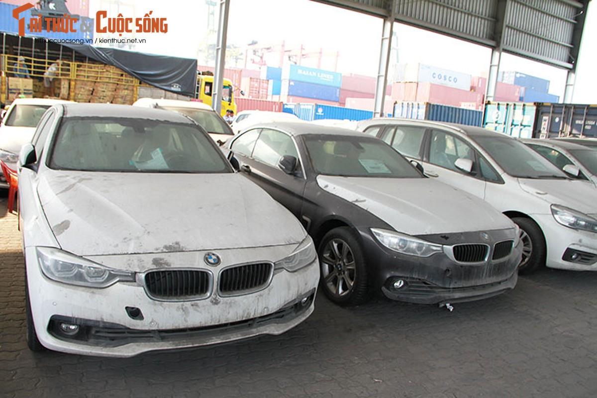 Can canh dan xe BMW nhap lau nam moc meo o cang Sai Gon-Hinh-4