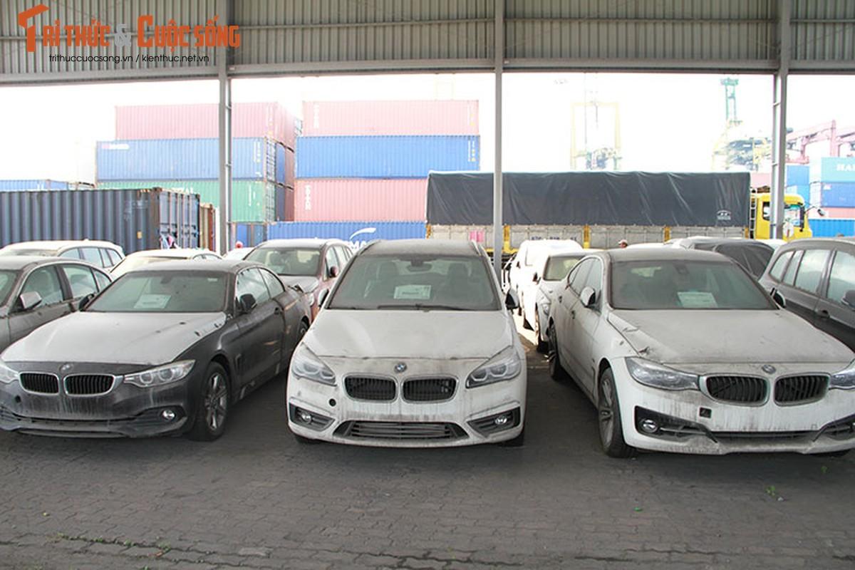 Can canh dan xe BMW nhap lau nam moc meo o cang Sai Gon-Hinh-5