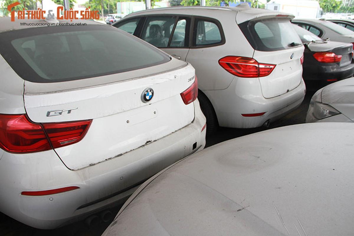 Can canh dan xe BMW nhap lau nam moc meo o cang Sai Gon-Hinh-7