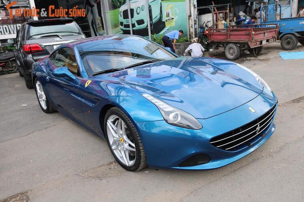 Dai gia Hai Phong tau sieu xe Ferrari California T hon 13,5 ty-Hinh-12