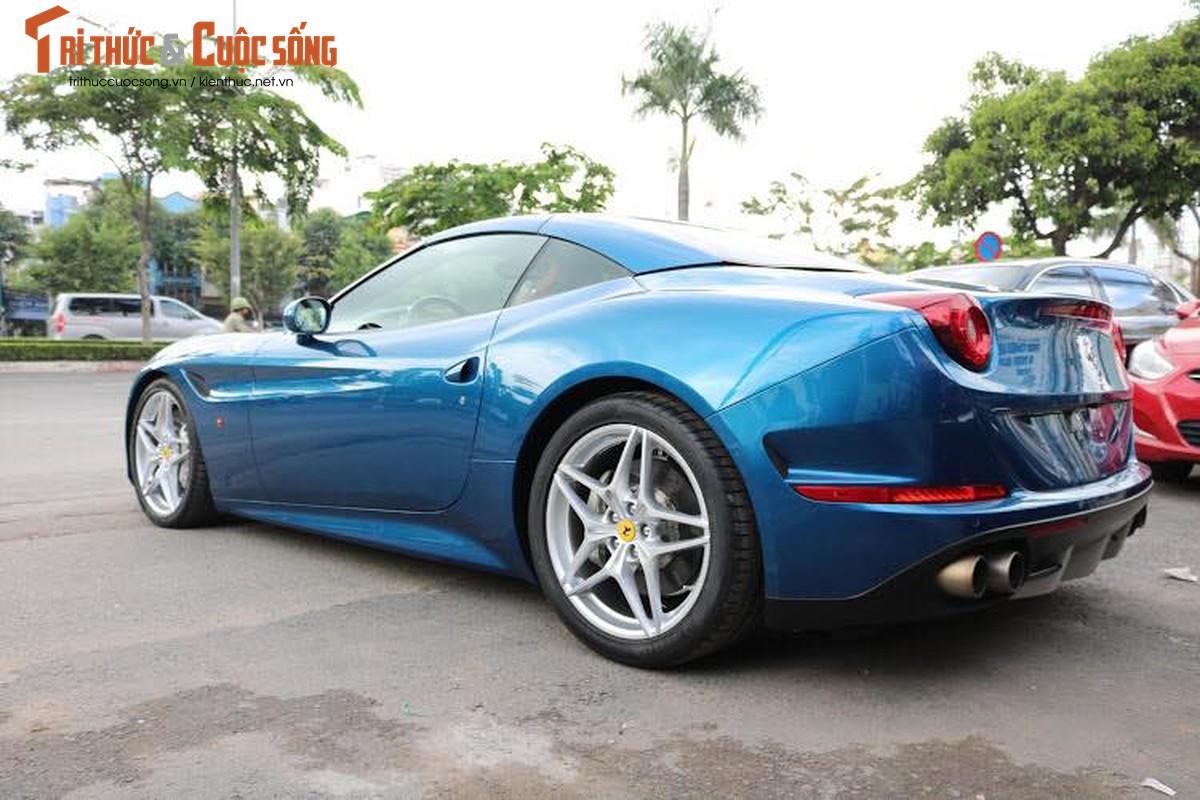 Dai gia Hai Phong tau sieu xe Ferrari California T hon 13,5 ty-Hinh-2