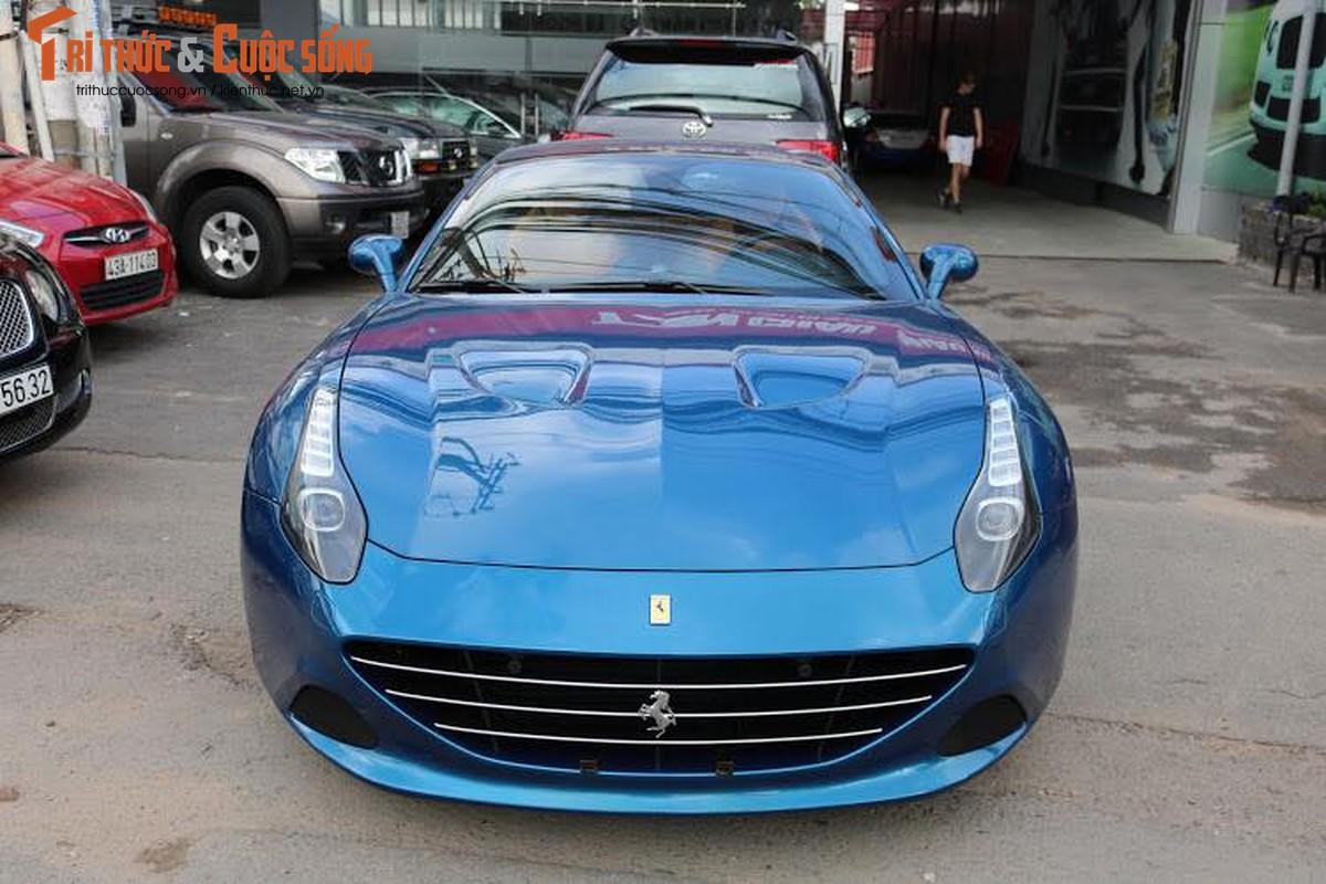 Dai gia Hai Phong tau sieu xe Ferrari California T hon 13,5 ty-Hinh-3