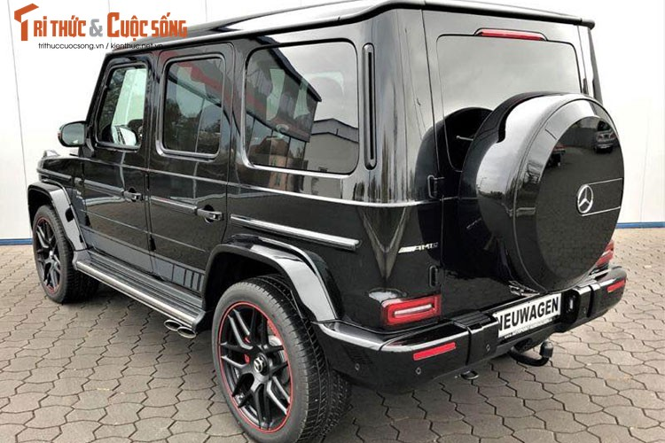 Can canh Mercedes-AMG G63 2019 gia 14 ty tai Viet Nam?-Hinh-10