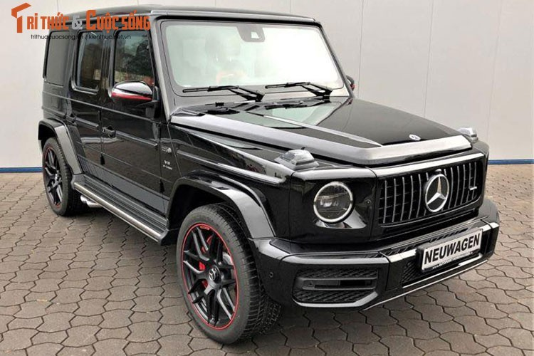 Can canh Mercedes-AMG G63 2019 gia 14 ty tai Viet Nam?-Hinh-11