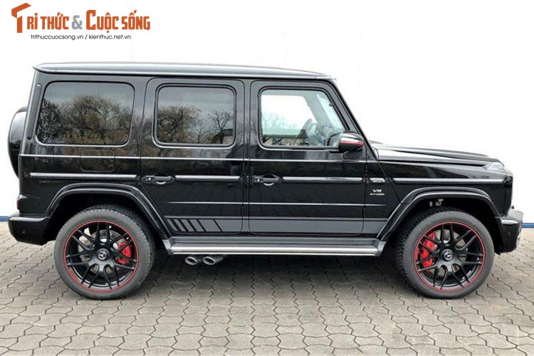 Can canh Mercedes-AMG G63 2019 gia 14 ty tai Viet Nam?-Hinh-2