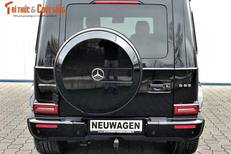 Can canh Mercedes-AMG G63 2019 gia 14 ty tai Viet Nam?-Hinh-4