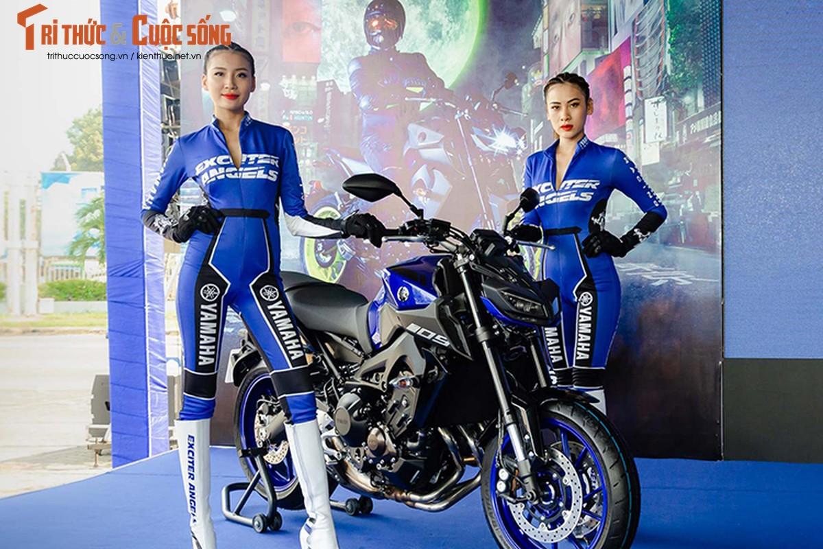 Can canh Yamaha MT-09 chinh hang gia 299 trieu dong