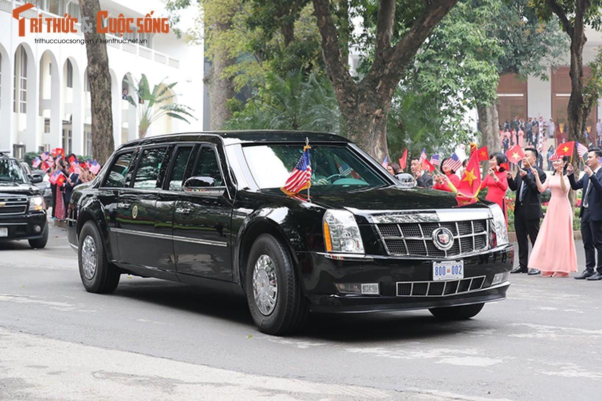 Can canh dan xe ho tong Tong thong Trump tai HN-Hinh-12