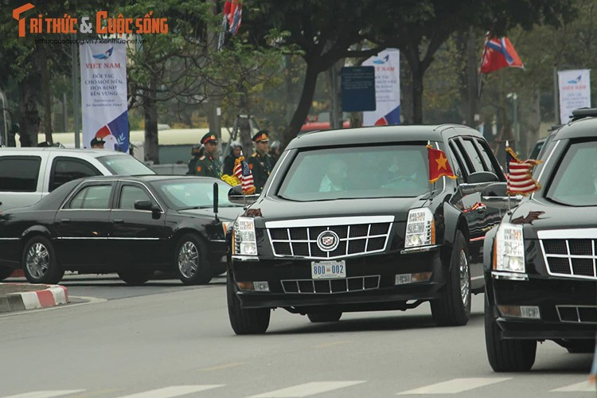 Can canh dan xe ho tong Tong thong Trump tai HN-Hinh-8