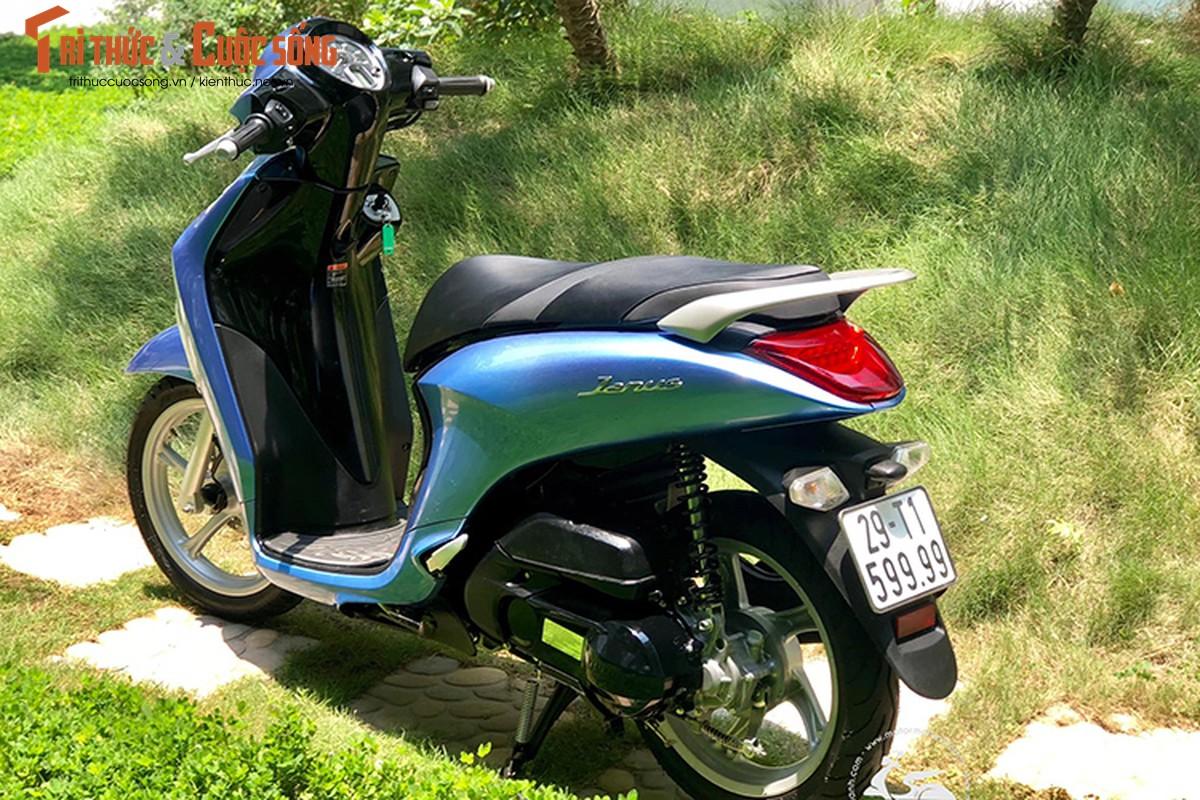 "Xe ga Yamaha Janus bien ""tu quy 9"" gia 48 trieu tai HN-Hinh-2"