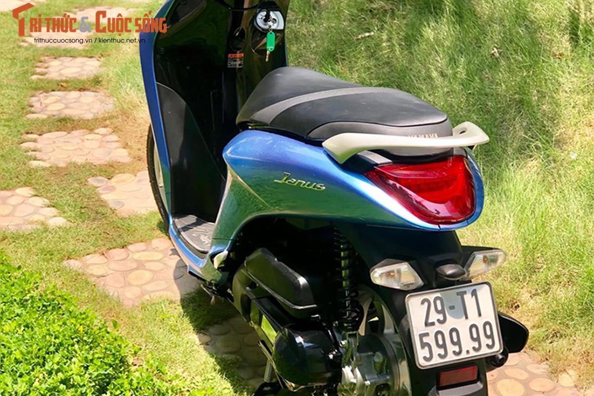 "Xe ga Yamaha Janus bien ""tu quy 9"" gia 48 trieu tai HN-Hinh-3"