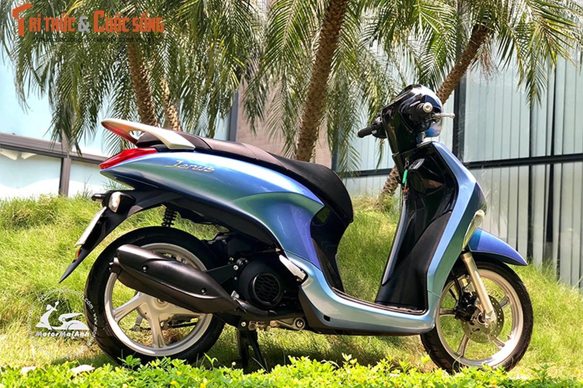 "Xe ga Yamaha Janus bien ""tu quy 9"" gia 48 trieu tai HN-Hinh-4"