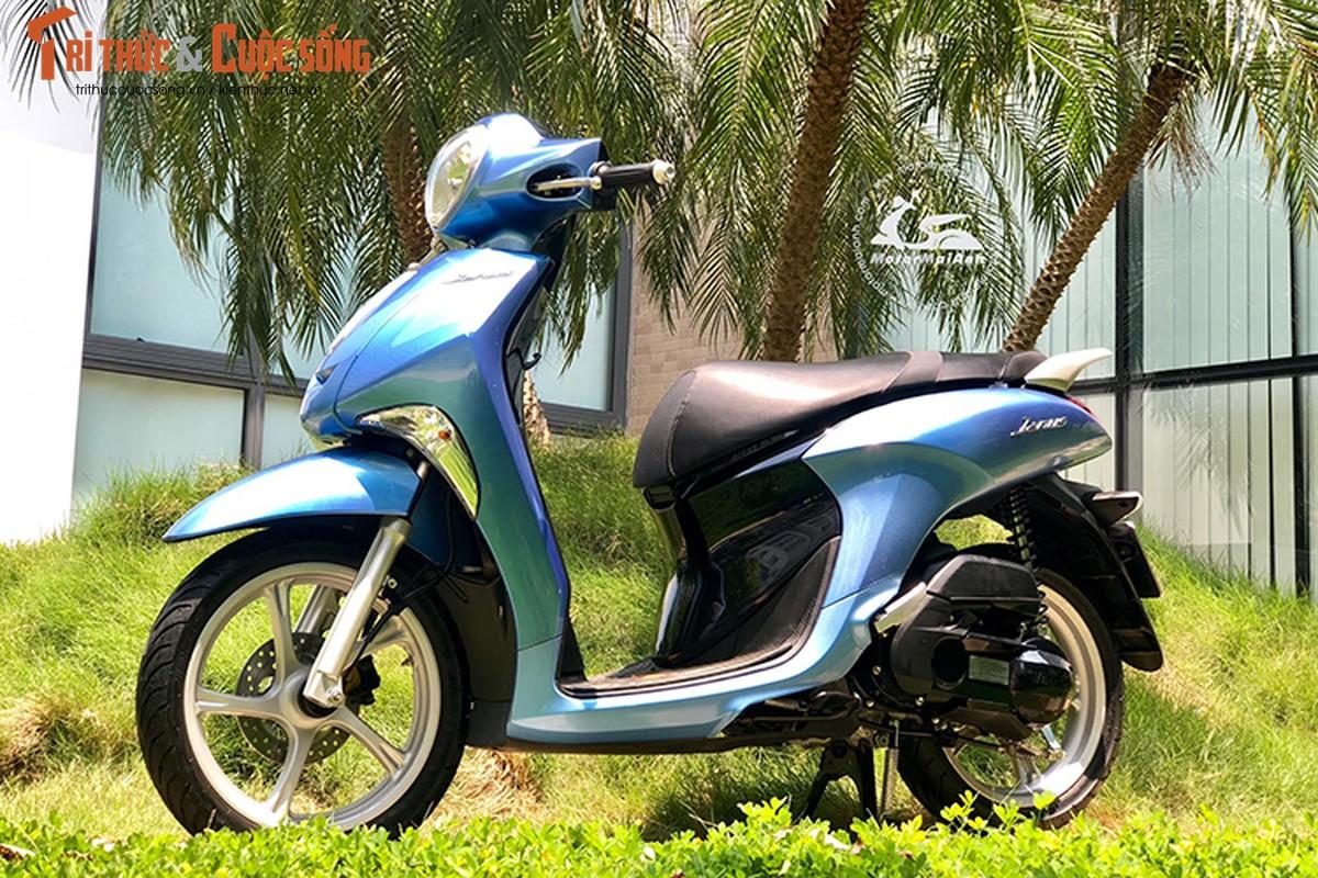 """Xe ga Yamaha Janus bien """"tu quy 9"""" gia 48 trieu tai HN"""