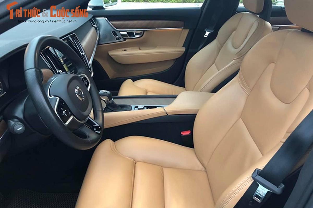 Xe Volvo S90 Inscription dung chan, ban 2,1 ty tai Ha Noi-Hinh-5