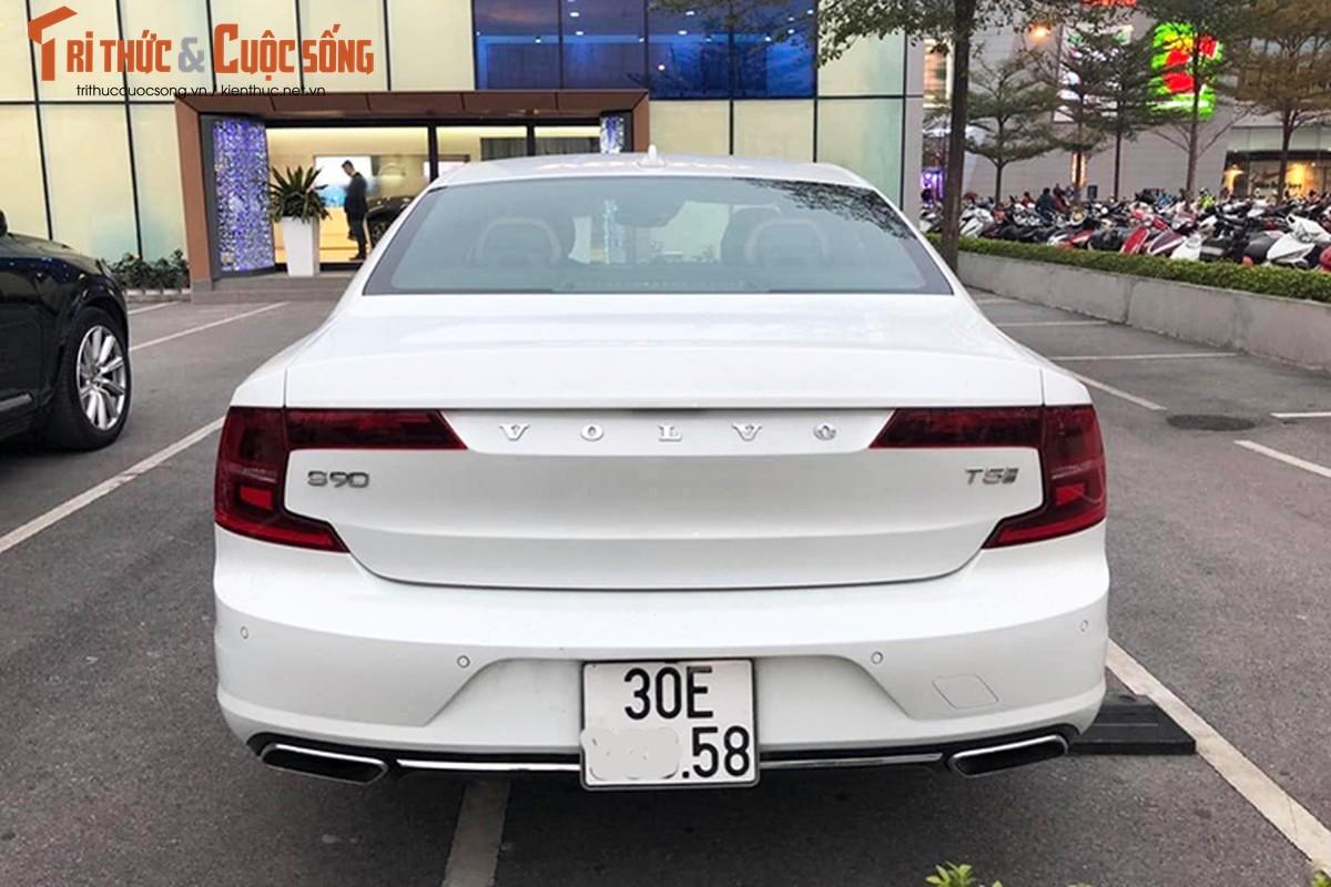 Xe Volvo S90 Inscription dung chan, ban 2,1 ty tai Ha Noi-Hinh-7