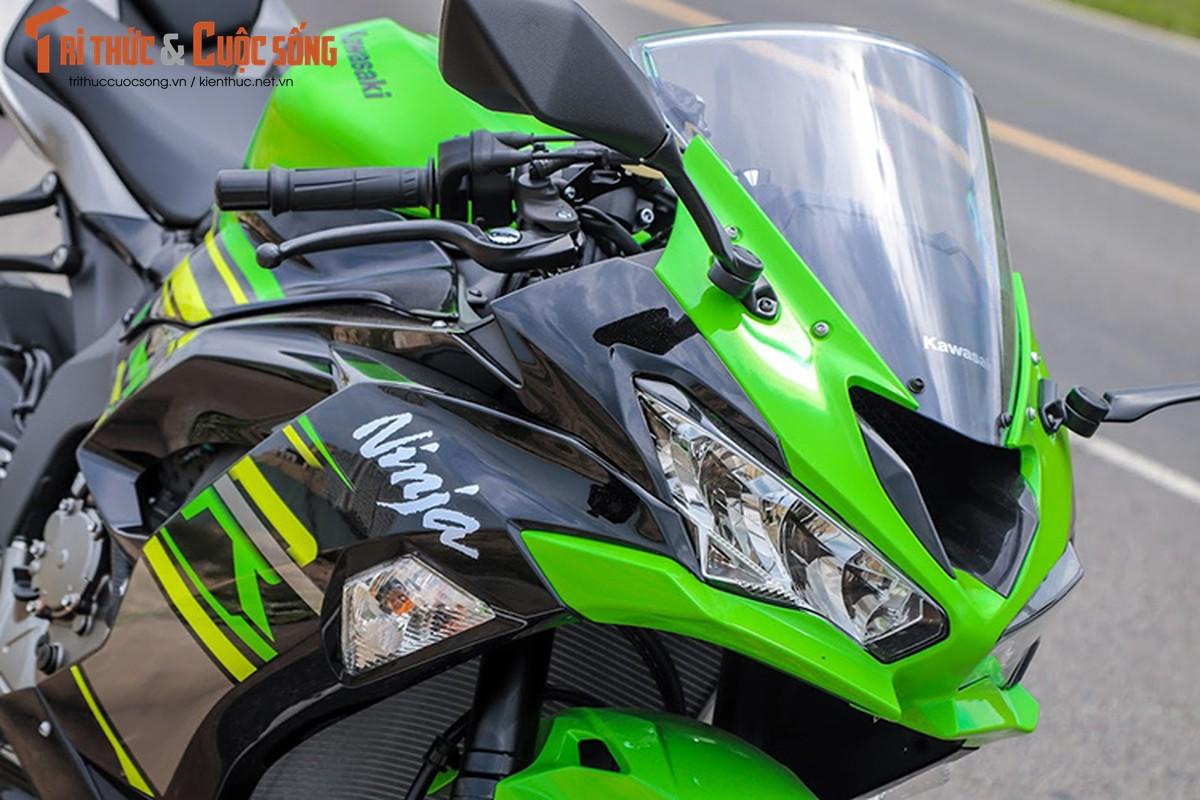 Kawasaki ZX-6R moi gia 299 trieu tai chau Au ve Viet Nam-Hinh-3
