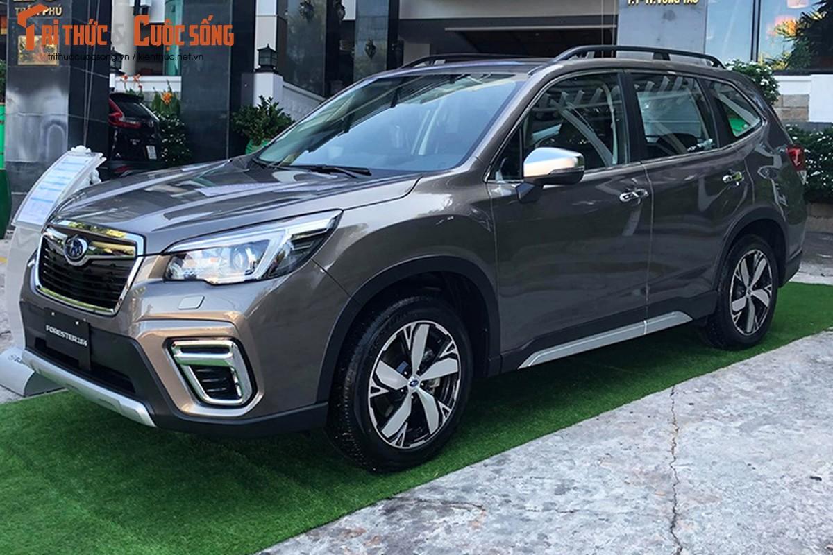 Can canh Subaru Forester 2019 tu 990 trieu tai Viet Nam-Hinh-11