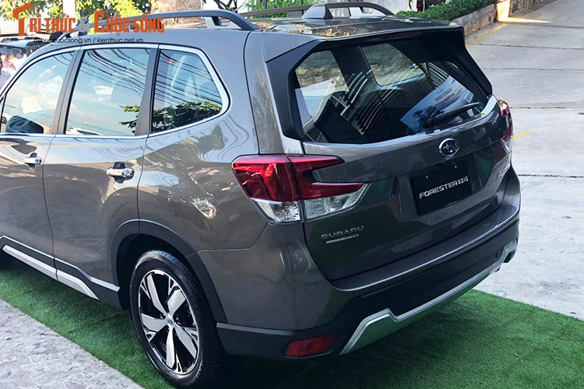 Can canh Subaru Forester 2019 tu 990 trieu tai Viet Nam-Hinh-4