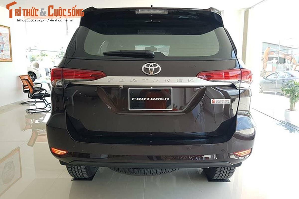 Chi tiet Toyota Fortuner 2019 hon 1,3 ty dong tai Viet Nam-Hinh-4