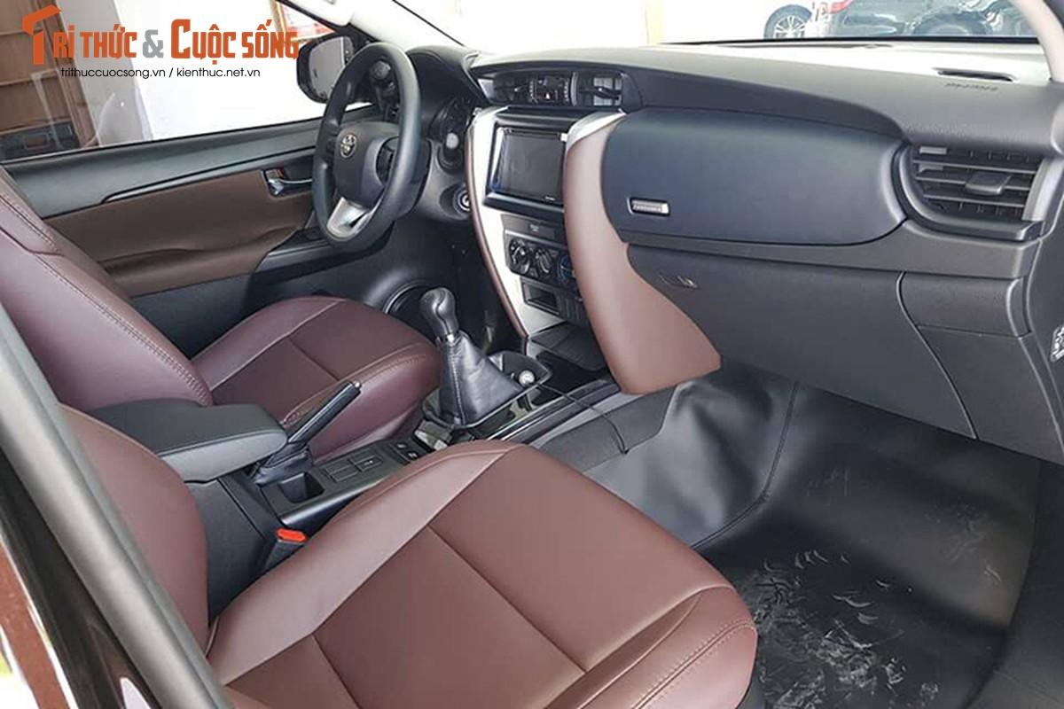 Chi tiet Toyota Fortuner 2019 hon 1,3 ty dong tai Viet Nam-Hinh-6