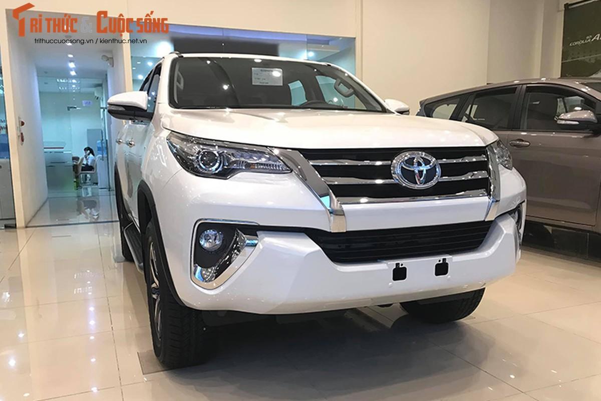 Chi tiet Toyota Fortuner 2019 hon 1,3 ty dong tai Viet Nam-Hinh-8