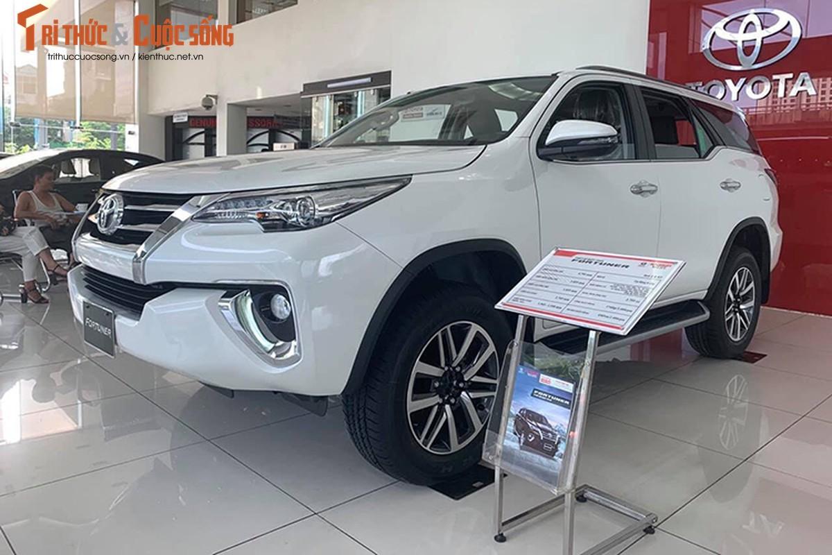 Chi tiet Toyota Fortuner 2019 hon 1,3 ty dong tai Viet Nam-Hinh-9