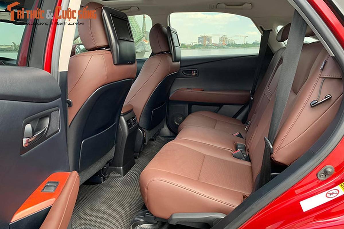 Xe sang Lexus RX350 dung 10 nam gia 1,5 ty o Ha Noi-Hinh-8