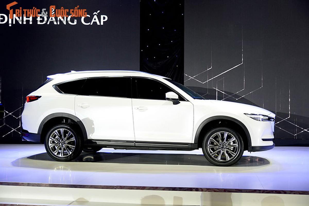 Can canh Mazda CX-8 moi hon 1 ty dong tai Ha Noi-Hinh-10