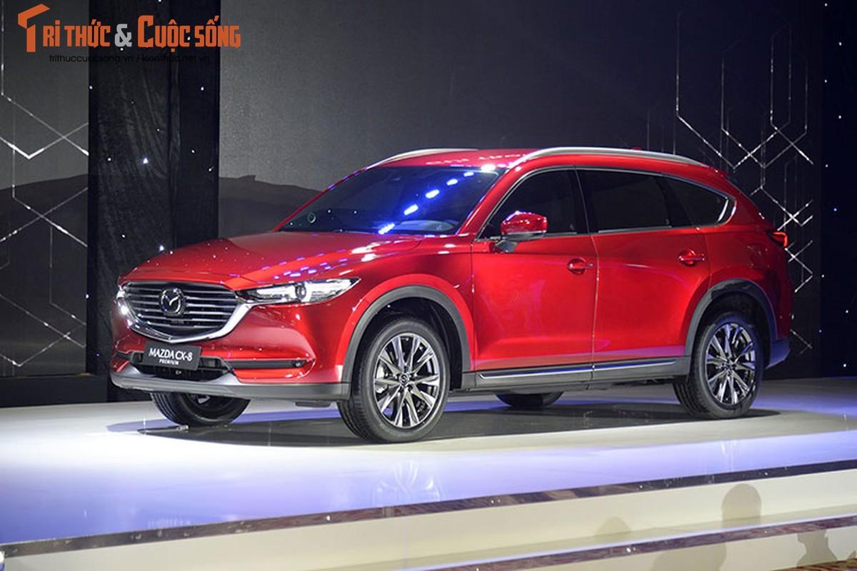 Can canh Mazda CX-8 moi hon 1 ty dong tai Ha Noi-Hinh-11